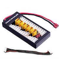 Xt60 ООН В6-А6 литиевый аккумулятор зарядной панели