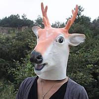 Танцевальный спектакль реквизит жираф головные уборы Хэллоуин маска оленя