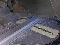 Порезка профиля алюминиевого