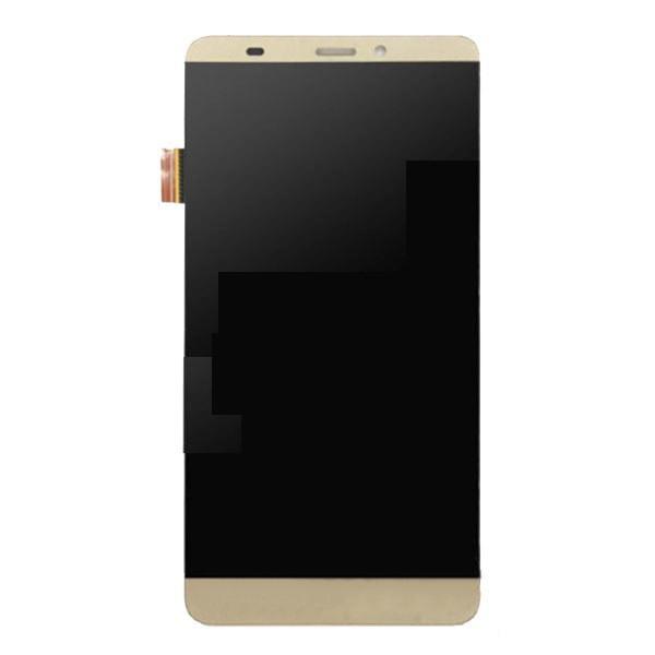 Дисплей (LCD) Prestigio 5551 с сенсором золотой