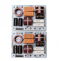 2 шт.L-380C 3-way Hi-Fi Модуль фильтра кроссовера с делителями частоты