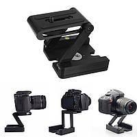 Камера Гибкая Штатив Z Пант-кронштейн для наклона головы Складная студия для фотосъемки