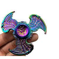 КрасочныйEagleФормаВращающийсяFidgetРука Spinner ADHD Аутизм Уменьшить стресс Фокус Внимание Игрушки