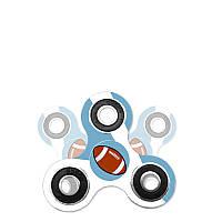 ФутбольнаяформаTri-SpinnerВращающийсяFidgetРука Spinner ADHD Аутизм Уменьшить стресс игрушки