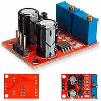 10шт NE555 Импульсный частотный рабочий цикл Регулируемый модуль Генератор сигналов с квадратной волной Stepper Мотор