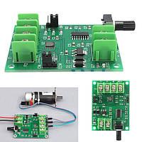 Контроллер платы управления 3pcs 5V-12V DC Бесколлекторный мотор для жесткия диска Мотор 3/4 Провод