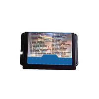 16 бит 32 в 1 Black Cart Carte для MD Sega Mega Drive