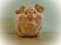 Копилка Свинка ср. 14 см.