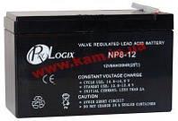 Батарея к ИБП PrologiX 12В 8 Ач (12-8) (PS8-12)