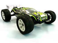 Р/у модель трагги Himoto Ziege MegaE8XTL 2.4GHz 1:8 с бесколлекторным двигателем зеленый (MegaE8XTLg)