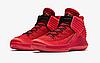 Баскетбольные кроссовки Nike Air Jordan XXXII 32 All Red Реплика