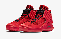 Баскетбольные кроссовки Nike Air Jordan XXXII 32 All Red