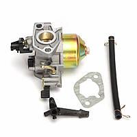 Карбюратор карбюратора с прокладкой Масло Труба Набор для Honda GX270 9HP Двигатель