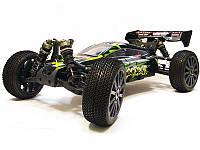 Р/у модель багги Himoto Shootout MegaE8XBL 2.4GHz 1:8 с бесколлекторным двигателем зеленый (MegaE8XBLg)