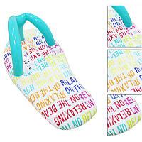 IPRee™150x75см Надувная тарелка Rainbow Floating Row Пляжный Купальники для плавания
