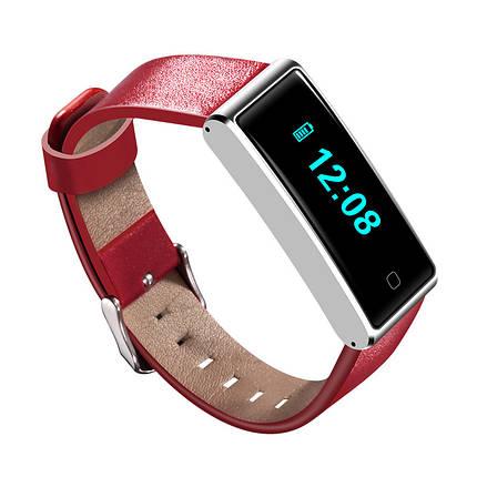 NFC QS60 Сердце Оценить ЭКГ-трекер Спортивная активность Smart Wristband для мобильного телефона 1TopShop, фото 2