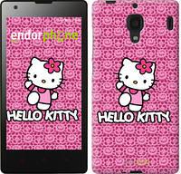 """Чехол на Xiaomi Redmi Hello kitty. Pink lace """"680u-110-519"""""""