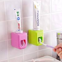 Honana BX-9127 Adhensive Зубная паста раздатчика Дистрибьютор Автоматическая зубная паста держатель зубной щетки Ванная комната Диспенсер для зубны