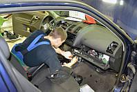 Замена радиатора печки Volkswagen