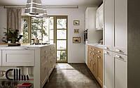 Кухонный фасад рамочный крашенный СММ RPL