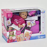 Пупс с салоном красоты Warm Baby арт. 05078-2