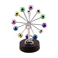 ДомашнийофисDesktopDecorationPerpetualAnalyzer Красочный орнамент Wiggler