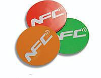 NFC диск с чипом Ntag203