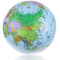 IPRee™40смНадувнаякарта мира мира Воздушный шар Пляжный Ball Teach Education Geography Toy
