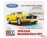 Машинка Сборная модель Welly, Ford Mustang 1:24 22088KB