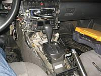 Замены радиатора печки Audi