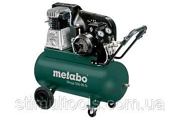 Ремінною компресор Metabo Mega 550-90 D (380 в)