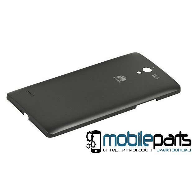 Задняя панель корпуса ( Крышка) для Huawei G700 (Черная)