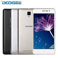 "Смартфон Doogee x10, 2sim, 5/2Мп, 2 ядра, экран 5"" IPS, 3360mAh, 512Mb/8Gb, GPS, 4G"
