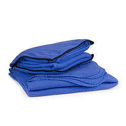 Плед-подушка, флисовый,  3 цвета