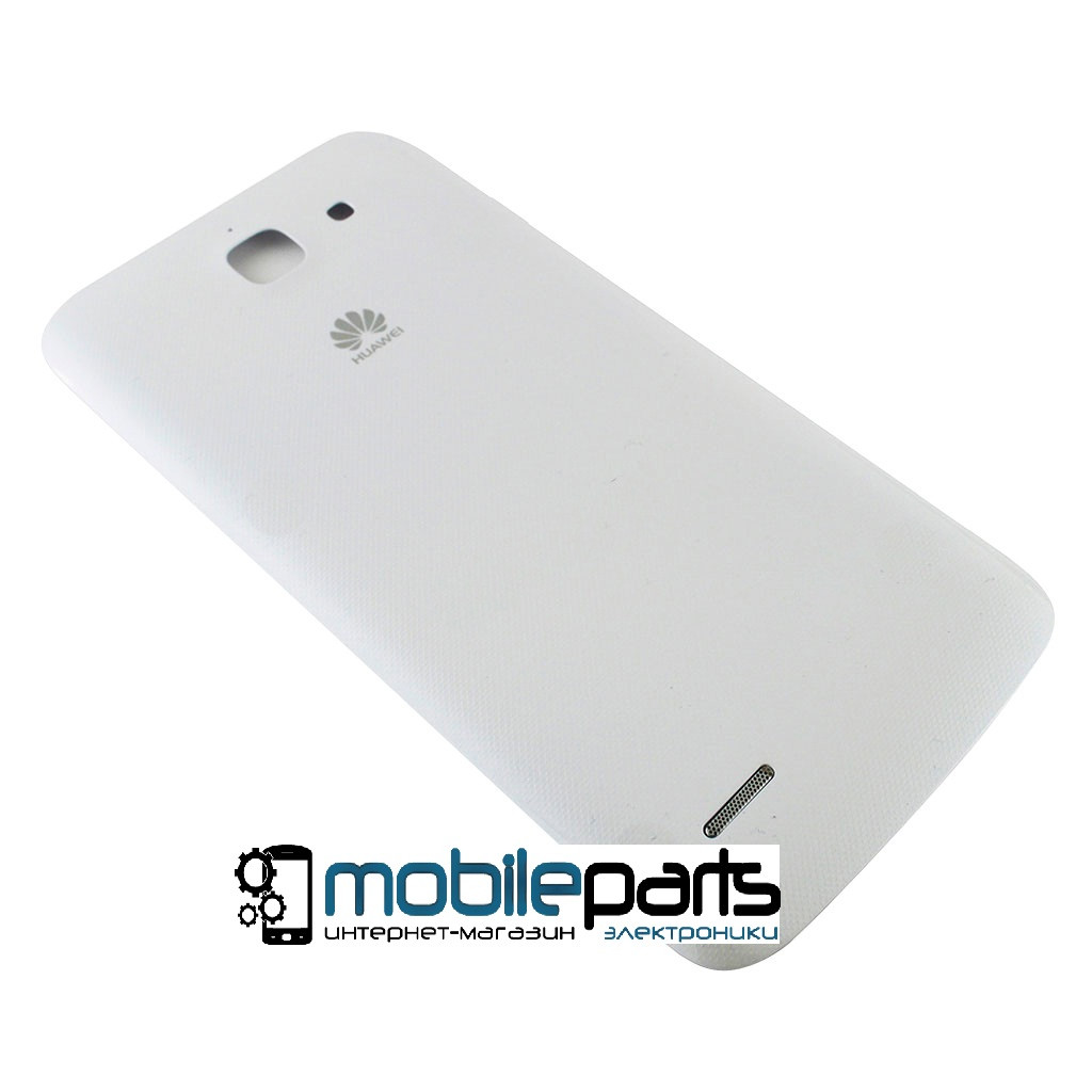 Задняя панель корпуса ( Крышка) для Huawei G730 (Белая)