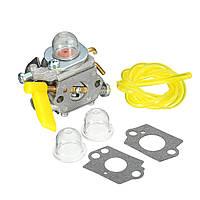 Карбюратор для Zama C1U-H60 Homelite 25cc Ryobi 26cc 30cc Carb 308054003 3074504