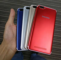 "Смартфон Doogee x20, 2sim, 5+5/2Мп, 4 ядра, экран 5"" IPS, 2580mAh, 2/16Gb, GPS, 4G, Android 7.0"