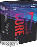 Процесор INTEL CORE I7-8700K BOX s.1151 INTEL I7-8700K BOX s-1151 (BX80684I78700K)