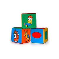 Мягкие кубики 125