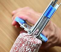 Удобный ручной клипсатор для колбасных изделий