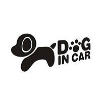 Lovely Собака Авто Наклейки Авто Грузовой автомобиль мотоцикл Декаль