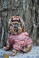 Копилка Собачка в свитере 21 см