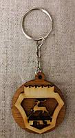 Автомобільний брелок Газ (Газель), брелоки для автомобільних ключів, брелоки, авто брелок