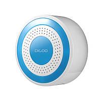 Digoo DG-ROSA 433MHz Wireless DIY Автономная сирена сигнализации Многофункциональная система охранной сигнализации дома хозяин & Сирена