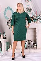 Платье Selta  662 размеры 50, 52, 54, 56 бутылка