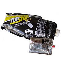 Мультифункциональная финишная полиэфирная шпатлевка U-POL TOP STOP GOLD 1л