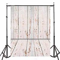 5x7FT Ретро деревянная доска для пола Студия Виниловая фотография Фон Фото Фон