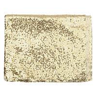 128x115cm Шампанское Золото Искры блестками Скатерть Фото Фон Фон Студия Prop