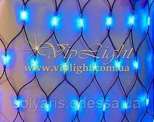 Гирлянда, (2,5м-1,25м)сетка NET LIGHT LED-D-SNLR-S-420-240V