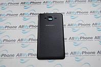 Задняя панель корпуса Samsung on7 G6000 Черная